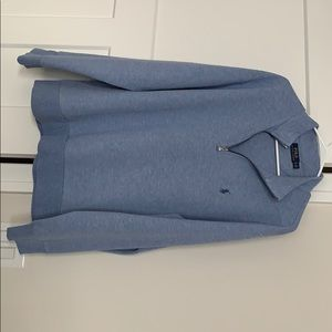 Like new polo 1/4 zip shirt